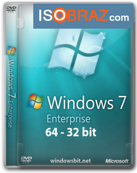Windows 7 Enterprise x64 - x32 sp1