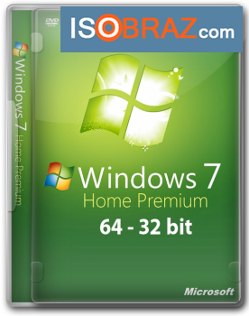 Расширенная версия Windows 7 Home х64 – х32