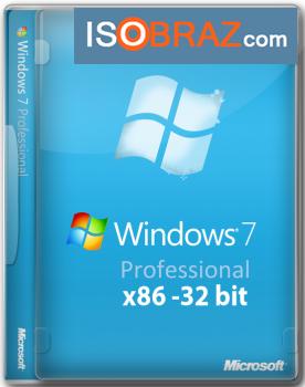 Активированная Windows 7 Professional x32 sp1 для слабых ПК