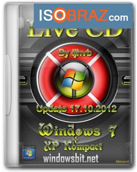 Загрузочная Windows 7 Live + XP USb & CD